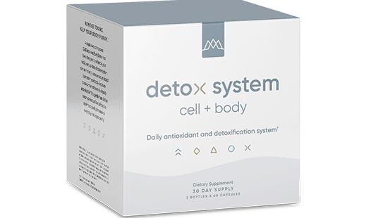 MaxLiving Detox System