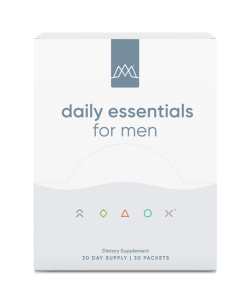 men's daily essential packets