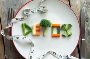 detox diet vegetables