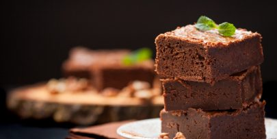 protien-packed brownies