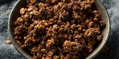 chocolate coconut cereal recipe