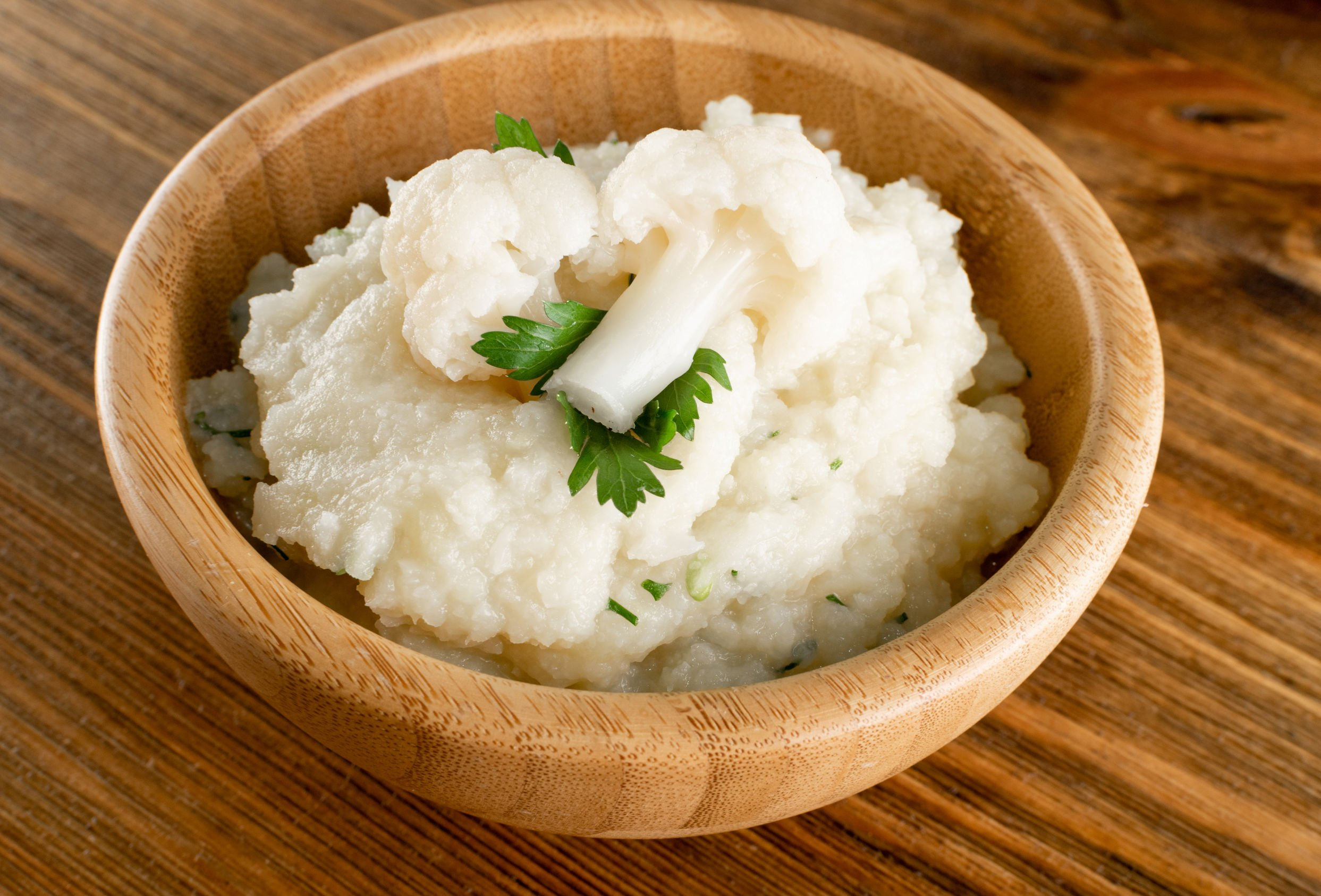 homemade mashed cauliflower recipe