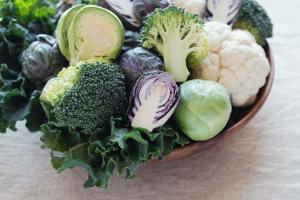 cruciferous vegetables to reduce the risk of lung cancer