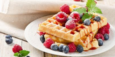 homemade overnight waffle recipe
