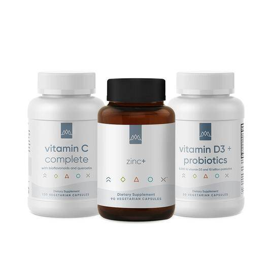 MaxLiving's Daily immune support supplements