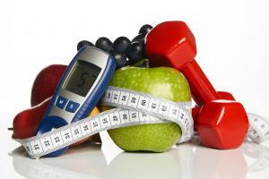 eating healthy and controlling blood sugar