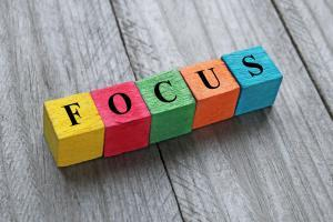 stay in focus