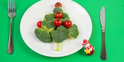 staying healthy over the holidays