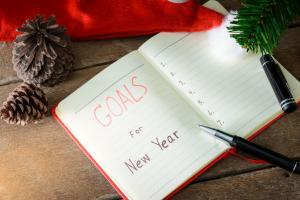 new years goals and resolutions