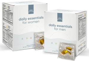 MaxLiving Daily Essentials for Men and Women
