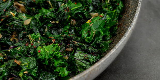 MaxLiving Greek Greens Recipe