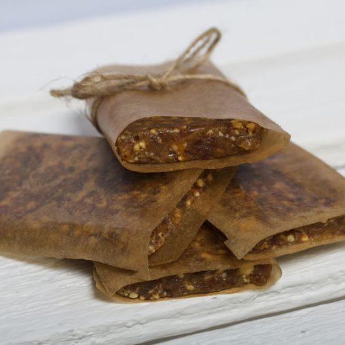 Protein almond bars recipe