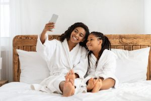 Moms and the importance of self care