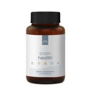 MaxLiving's Brain Health supplement support healthy brain function.