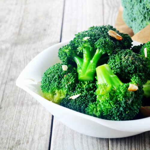 Try this Boosted Broccoli recipe high in omega 3s