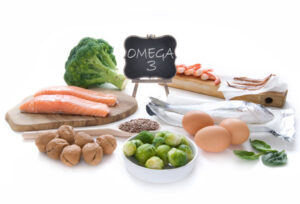 Omega-3 fatty acids can be found in some foods, but how do we know we are getting enough.